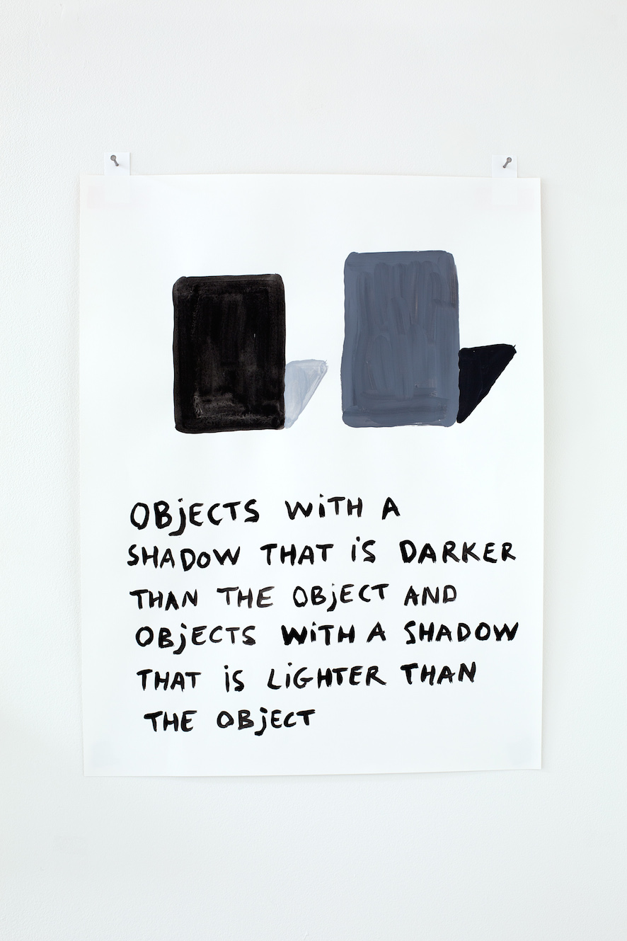 Objects with a Shadow