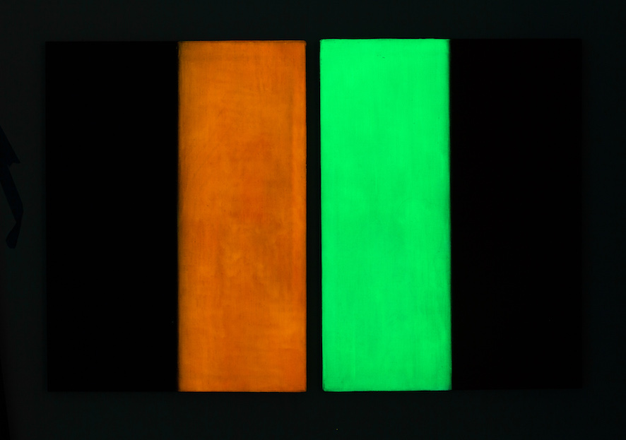 Diptych (Nightlight)