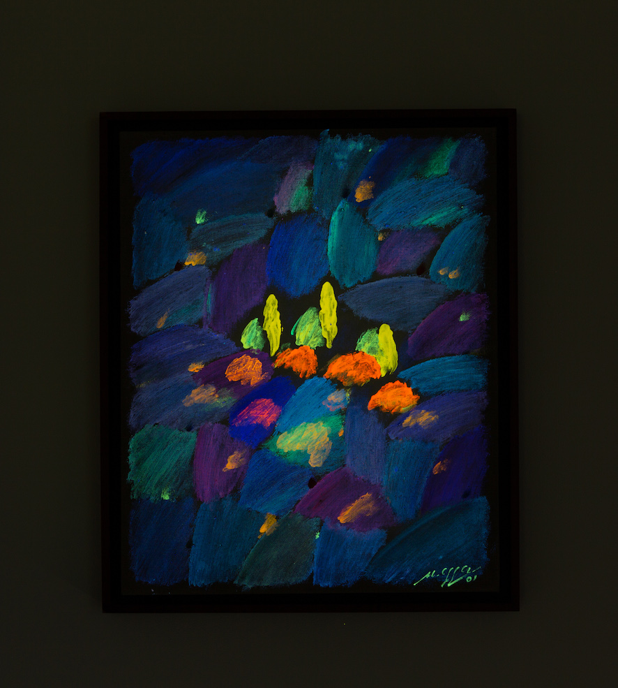 Untitled (Sierra) (Nightlight)